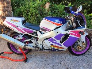1995 Yamaha YZF750R low miles