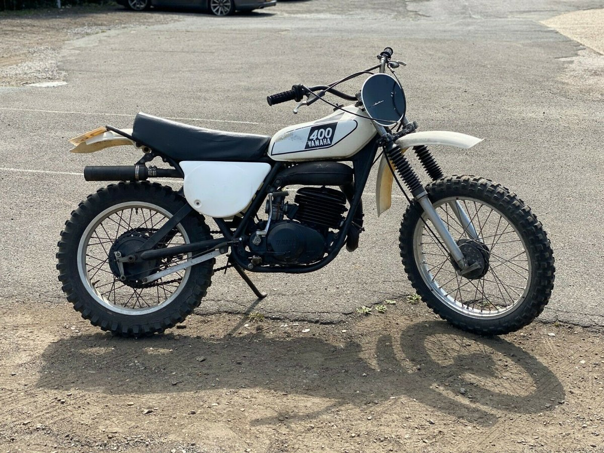 1975 Yamaha MX400 For Sale (picture 1 of 6)