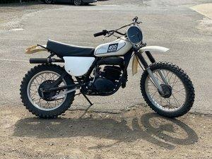 1975 Yamaha MX400