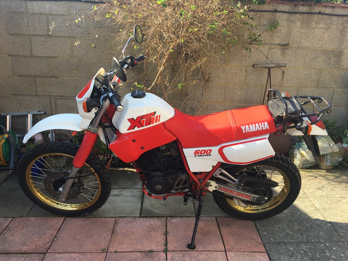 1986 YAMAHA ( NOW SOLD TO A GOOD HOME ) SOLD (picture 5 of 5)