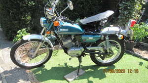 1973 Yamaha dt125