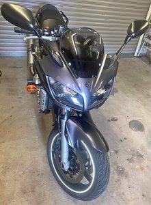 2005 Yamaha fazer 1000