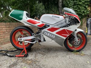 1989 Yamaha tz250 w 3lc race ready, read on