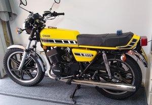 1977 Yamaha RD 400 D