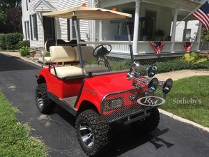 1992 Yamaha Golf Cart