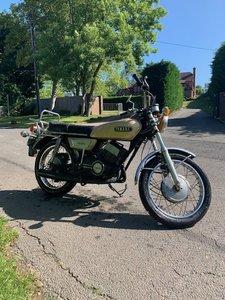 Yamaha DS7 250cc