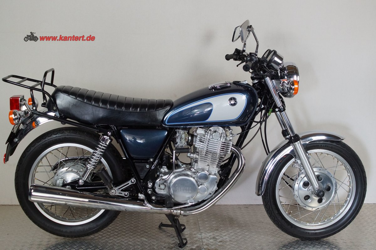 1992 Yamaha SR 500, Type 48 T with drum brake, one owner, 499 cc, For Sale (picture 1 of 6)