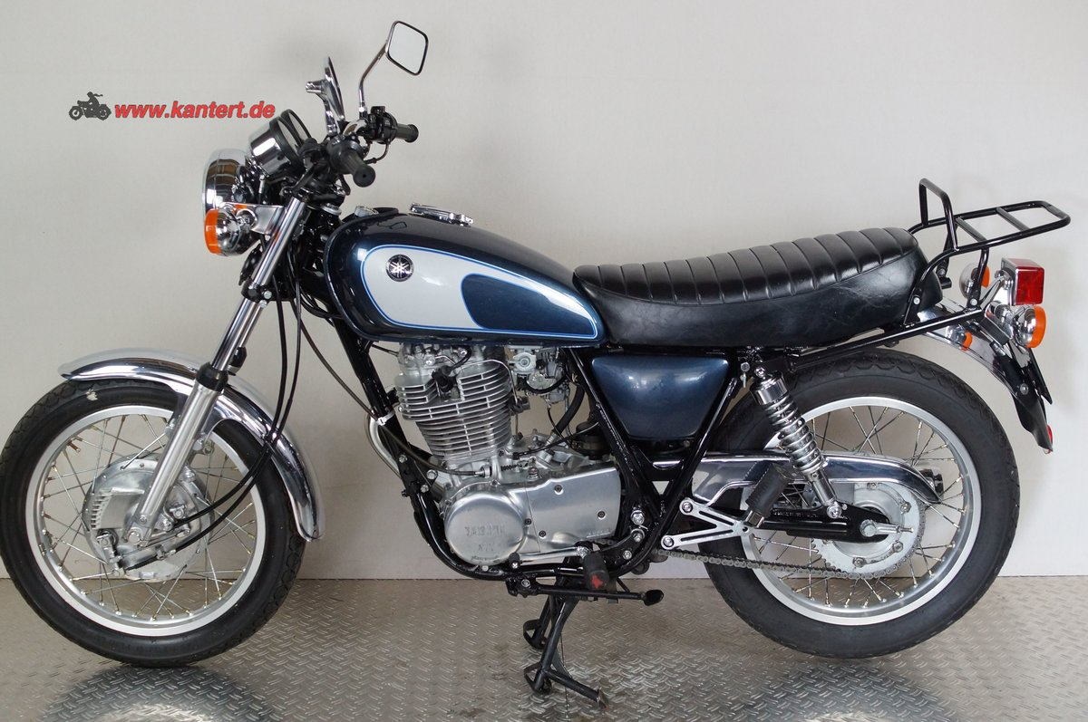 1992 Yamaha SR 500, Type 48 T with drum brake, one owner, 499 cc, For Sale (picture 2 of 6)
