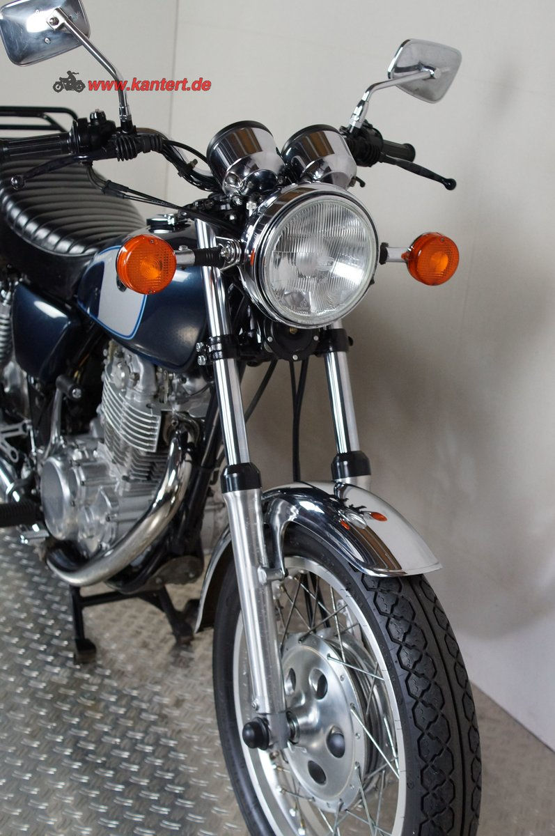 1992 Yamaha SR 500, Type 48 T with drum brake, one owner, 499 cc, For Sale (picture 3 of 6)