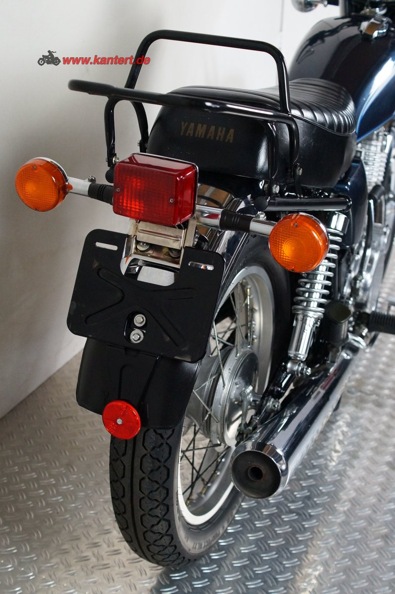 1992 Yamaha SR 500, Type 48 T with drum brake, one owner, 499 cc, For Sale (picture 4 of 6)