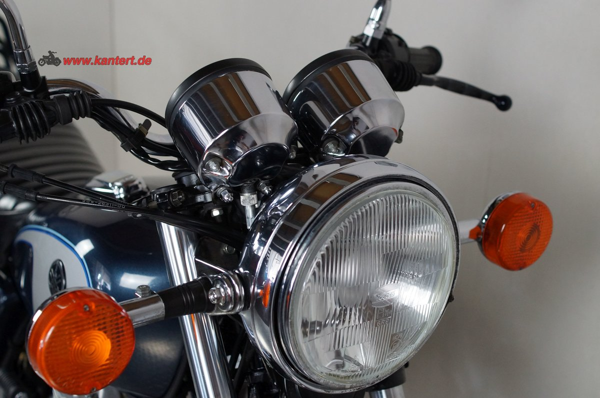 1992 Yamaha SR 500, Type 48 T with drum brake, one owner, 499 cc, For Sale (picture 5 of 6)