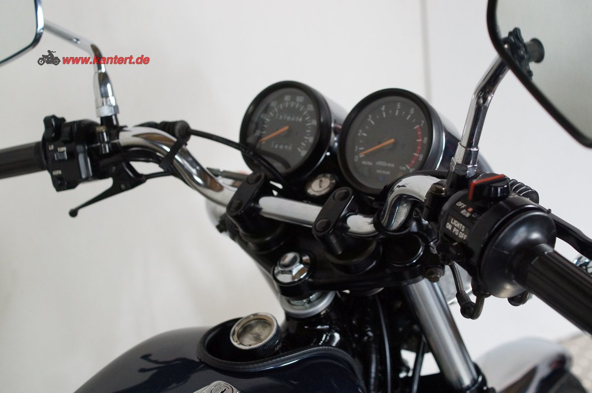 1992 Yamaha SR 500, Type 48 T with drum brake, one owner, 499 cc, For Sale (picture 6 of 6)