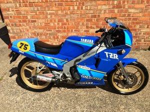 1988 Yamaha TZR 125