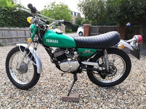 1972 Yamaha LT2 / DT100