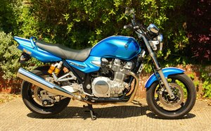 Yamaha XJR1300 only 3k miles in stunning condition