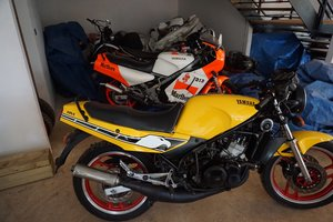 Picture of 1990 Yamaha rd 2 strokes for sale RD350LC Rd500lc