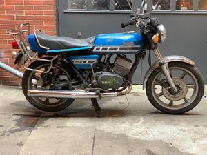 Picture of 1977 Yamaha RD250 1A2 SOLD