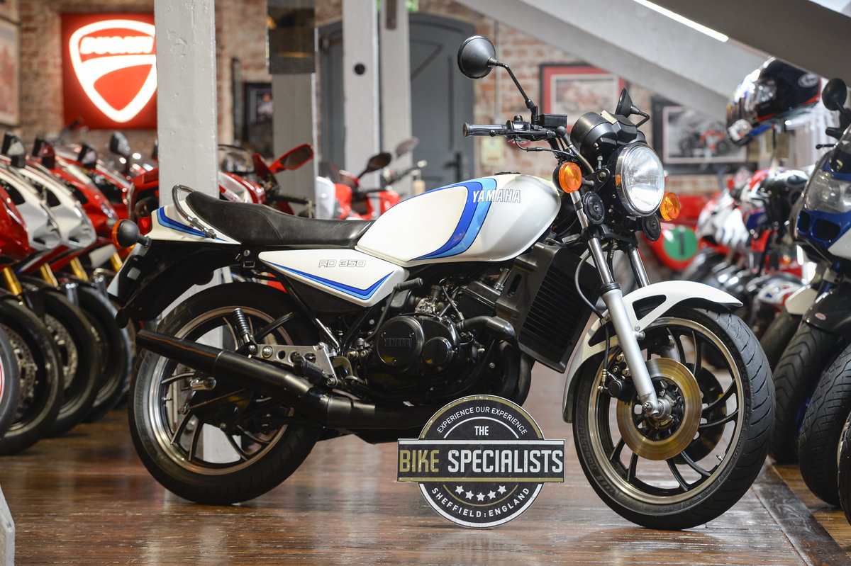 1981 Yamaha RD350LC Stunning Concours Restoration For Sale (picture 1 of 6)