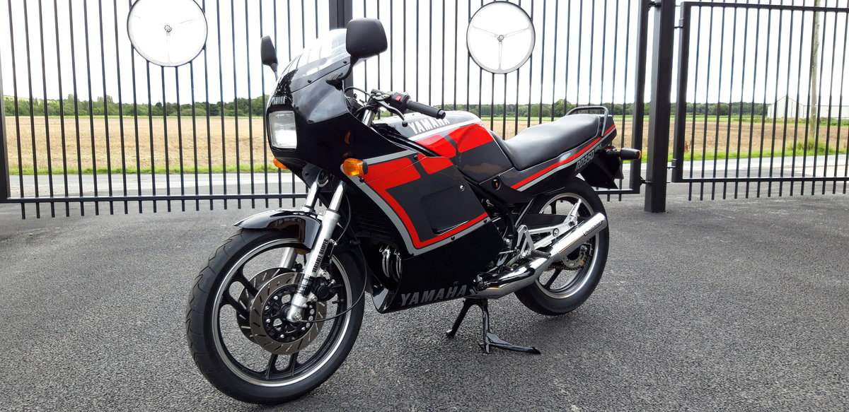 1990 Yamaha RD 350 YPVS SOLD (picture 2 of 6)