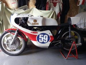 1974 YAMAHA 350 TZA