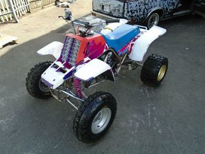 Picture of YAMAHA YFZ350 TWIN BANSHEE QUAD (1988) SOLD