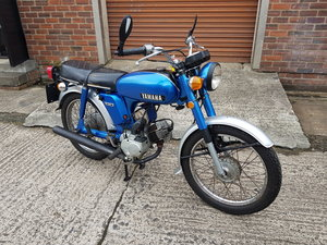Picture of 1976 Yamaha YB100 For Sale
