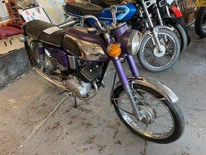**OCTOBER ENTRY** 1969 Yamaha AS1