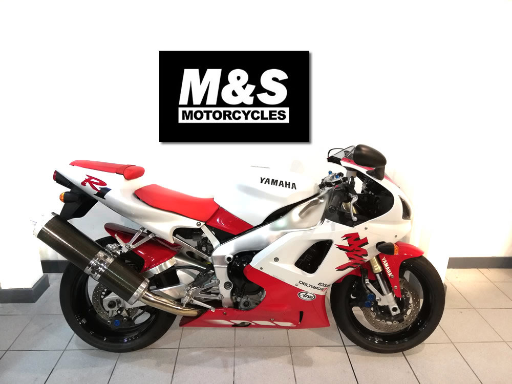 1998 Yamaha YZF-R1 For Sale (picture 1 of 6)
