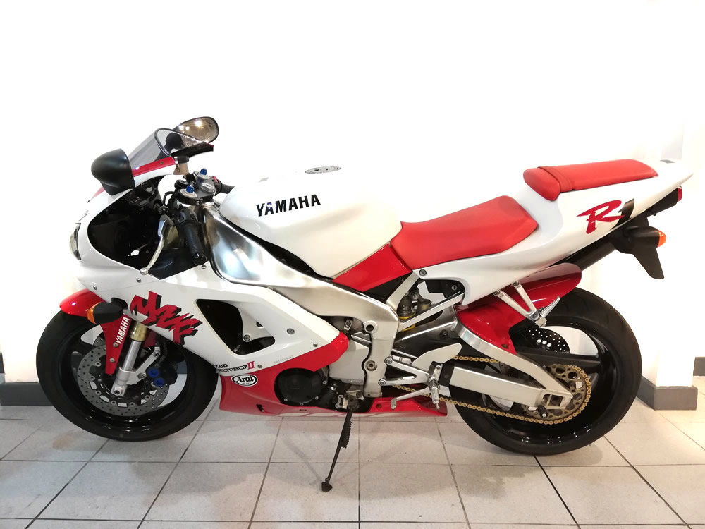 1998 Yamaha YZF-R1 For Sale (picture 6 of 6)