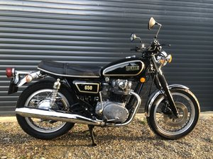 Picture of 1977 Yamaha XS650 roadster