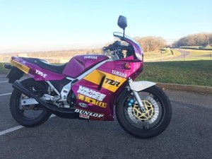 All original Yamaha TZR250