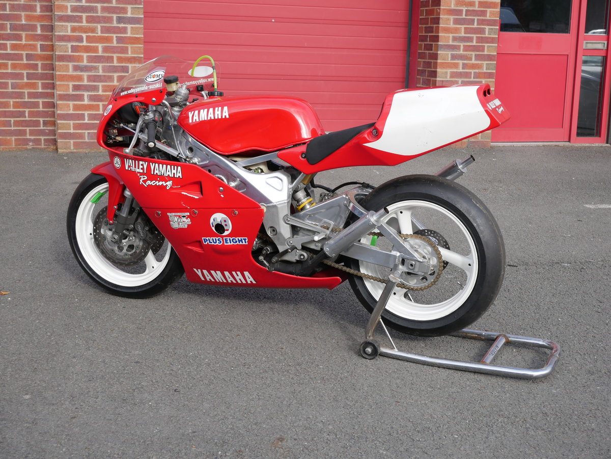 1992 Yamaha TZ 250 Vtwin SOLD (picture 4 of 6)