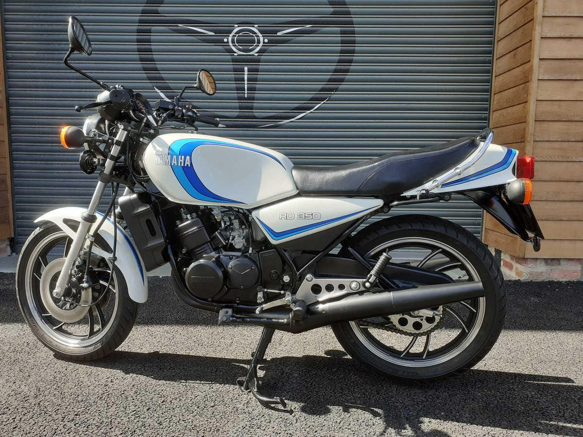 1982 Yamaha RD 350 LC SOLD (picture 1 of 6)