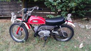 1971 YAMAHA Mini Dirt JT1