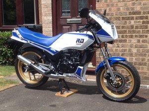 1988 Yamaha rd125lc ypvs