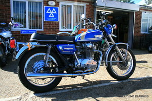 Picture of YAMAHA XS 650 1973 For Sale