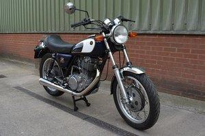 1987 Yamaha SR500