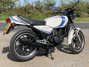 YAMAHA RD250LC MATCHING NUMBERS