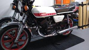 Very Rare...Yamaha RD 250 F 2R8 Spec.