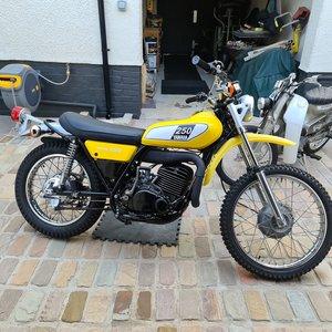 Yamaha DT250b