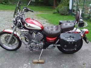 1997 Yamaha virago 535