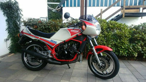 1984 Yamaha RD350 YPVS low miles matching numbers