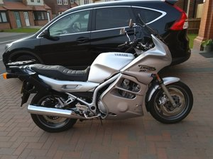 2002 Yamaha Diversion 900