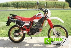 Yamaha - XT 600 anno 1984 ben conservata e pronta alla guid