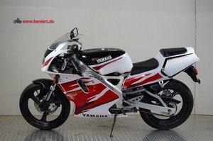 Yamaha TZR 125, 125 cc, 15 hp