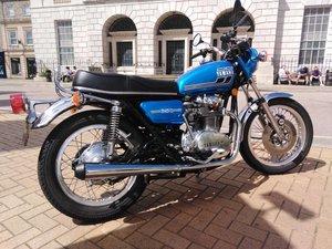 1975 Yamaha XS650