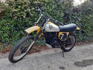 1978 Yamaha TT500 Original xt500