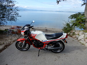 1984 Yamaha RD350 YPVS low miles matching numbers For Sale
