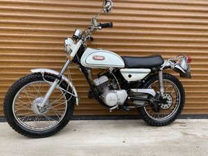 1969 Yamaha AT1 DT125 twin shock TRAIL