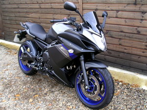 Picture of Yamaha XJ6 F Diversion 600 (6000 miles, Standard bike) 2013 SOLD
